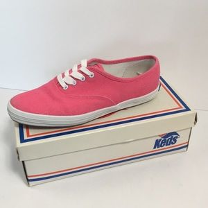 Keds Vintage 1960's Canvas Sneakers